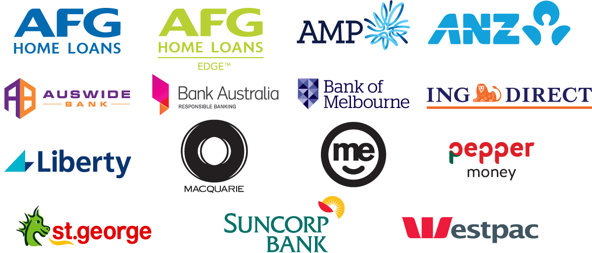Our Mortgage Broker's Home Loan Lenders
